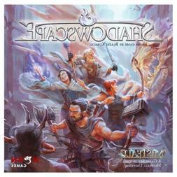 Shadowscape Strategy Fantasy Multiplayer Board Game NSKN Gam