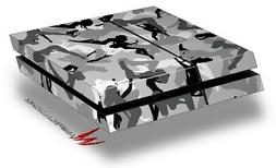 Skin for original PS4 Gaming Console Sexy Girl Silhouette Ca