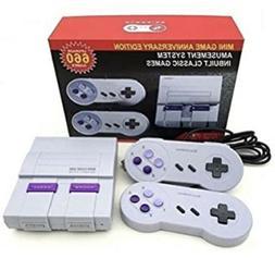 SNES Classic 660+ Games Retro Super Handheld Game Mini TV 8