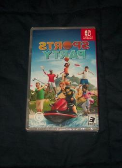 Sports Party, Ubisoft, Nintendo Switch, 887256032104 NEW! SE