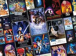 Star Wars Original Trilogy Posters Jigsaw Puzzle  FREE SHIPP