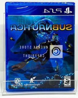 Subnautica PS4  Brand New - Region Free