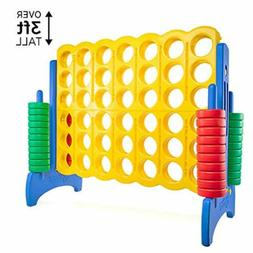 Sunny & Fun Giant 4 In A Row Color Connect – Life Size