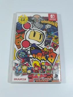 Super Bomberman R Nintendo Switch Kids Video Games New Seale