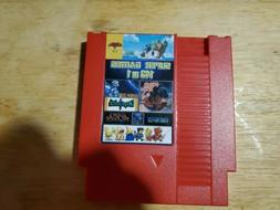 Super Games 143 in 1 Nintendo NES Cartridge Multicart US SEL