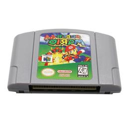 Super Mario 64 Video Game Cartridge Console Card US Version