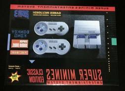 Super Nintendo Mini Classic 8Bit CLONE 500 Games 3 Day Prior