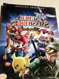 Super Smash Bros. Brawl Premiere Edition Prima Guide for Nin