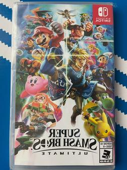 Super Smash Bros. Ultimate - Nintendo Switch - Brand New - F