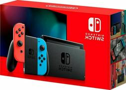 Nintendo Switch 32GB Console Blue/Red *NEW IN HAND* Video Ga