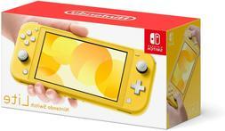 Nintendo - Switch Lite - Yellow
