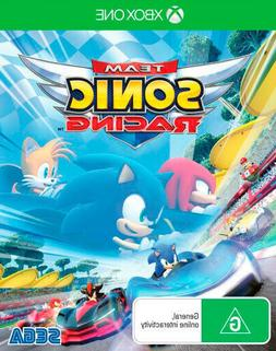 Team Sonic Racing XBOX One Microsoft XB1 X Sonic The Hedgeho