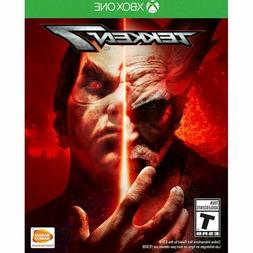 Tekken 7 Xbox One XB1- Brand New Factory Sealed- Free Shippi