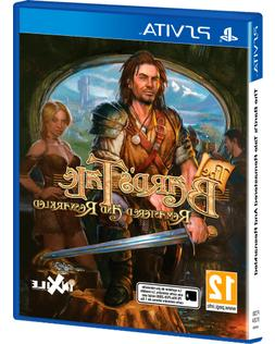 The Bard's Tale Remastered Red Art Games PlayStation Vita Re