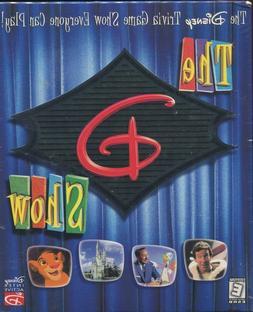 The D Show: Disney Trivia Game Show -- Windows PC Mac Comput