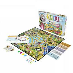 The Game Of Life Board Game Family Hasbro Gaming Ages 8 And