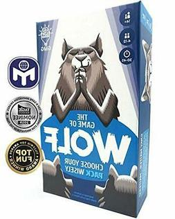 The Game of Wolf a Trivia Game for Friends, Families and Tee