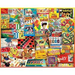 The Games We Played 1000 Piece Jigsaw Puzzle