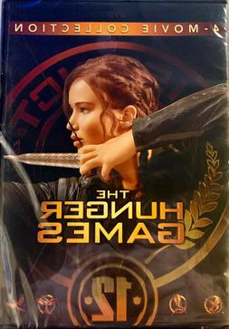 The Hunger Games: 4-Movie Collection   Brand NEW