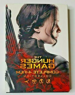 The Hunger Games: Complete 4 Film Collection Widescreen Dona