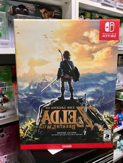 The Legend of Zelda: Breath of the Wild - Special Edition fo