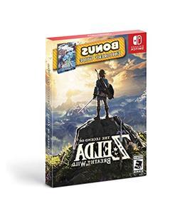 The Legend of Zelda: Breath of the Wild: Starter Pack - Nint