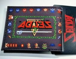 The Legend of Zelda NES Nintendo Video Games Wallet / SNES N