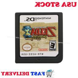 The Legend of Zelda: Phantom Hourglass Game Card For Nintend