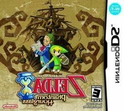 The Legend of Zelda Phantom Hourglass  Lite DSi XL 3DS 2DS G