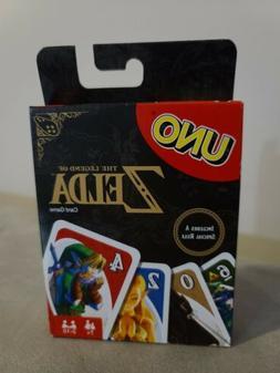 The Legend of Zelda - Uno Card Game  New Sealed