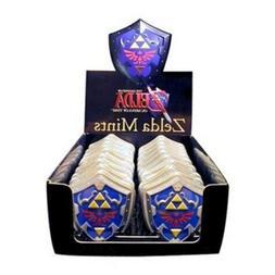 The Legend of Zelda Video Game Hylian Shield PepperMints Box