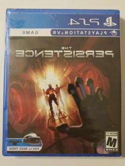The Persistence PS4 PSVR PlayStation 4 Brand New