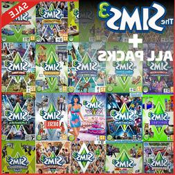 💗 The Sims 3 ALL EXPANSIONS - Complete Collection 💗 Wi