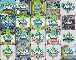 The Sims 3 Complete Collection & ALL Expansions / Windows /