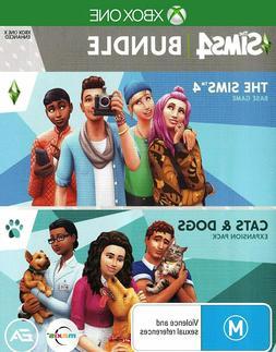 The Sims 4 + Cats & Dogs Bundle Virtual World Sim Game Micro