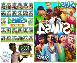 🔥 The Sims 4 PC All expansions And ALL DLC Latest version