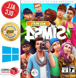 The Sims 4 PC Latest version All expansions Tiny Living And