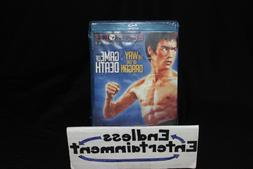 The Way of the Dragon Game of Death Blu-ray New Bruce Lee Do