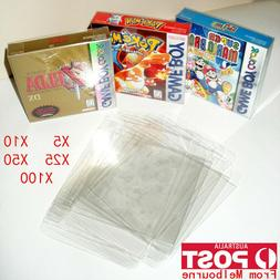 Thick GAME BOX PROTECTORS Cases Nintendo GameBoy / Color / A