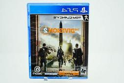 Tom Clancy's The Division 2: Playstation 4  PS4