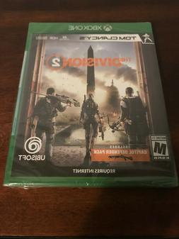 Tom Clancy's The Division 2 Xbox One  - Brand New - Free Shi