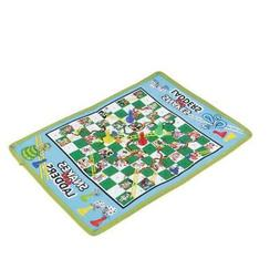 Travelling Foldable Snake and Ladder Table Game for Adult Ch