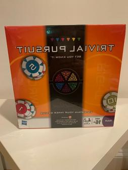 trivial pursuit bet you know it board
