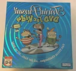 Trivial Pursuit DVD Board Game for Kids Season 1 New and Sea