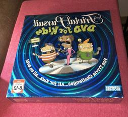 Trivial Pursuit DVD for Kids, board game, Brand New & Sealed