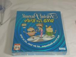 Trivial Pursuit DVD for Kids  New and Sealed   GAME NIGHT