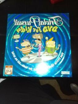 Trivial Pursuit DVD TV Board Game for Kids Ages 8-12 NEW Par