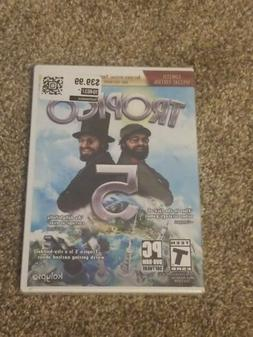 Tropico 5: Limited Special Edition  New Physical copy