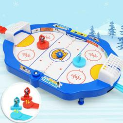 Two Player Desktop Hockey Game Shooting Fun Toy For Kids Boy