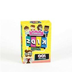 Ultimate Kids Trivia Card Game New